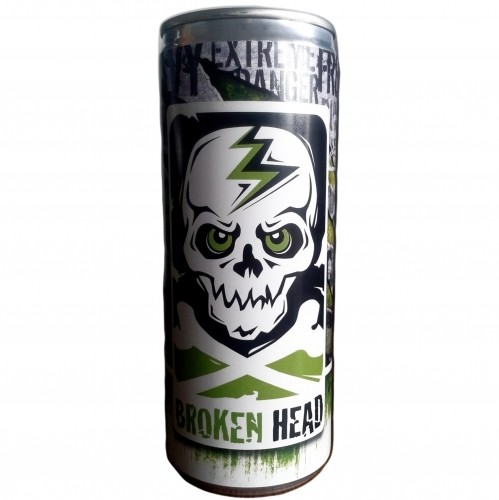 12 x Broken Head Energy Drink